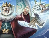 King Daphnes -Zelda Wind Waker
