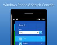Windows Phone 8 Concepts