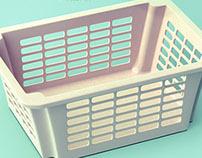 Sundis plastic storage