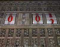 Saks Holiday Projection