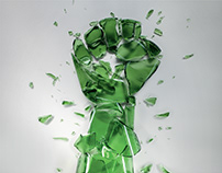 Victory Over Alcoholism Poster