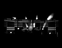 BÓNUSZ . . . stage visual