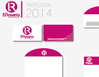 papeleria 2014 El Rosario