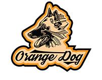 Orange Dog Branding