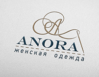 Anora company rebranding: logo, labels and web-store