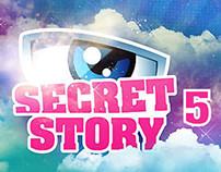 Cenários Vts Secret Story 5 - Endemol