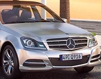 CGI Mercedes-Benz