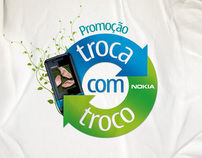 Nokia Troca com Troco.