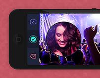 Double Selfie - app concept