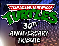 TMNT 30th Anniversary Tribute