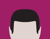 Mr. Spock - Star Strek