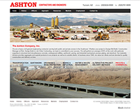 Ashton Construction Inc Website