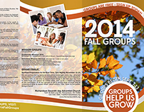 Richardson Small Groups Brochures