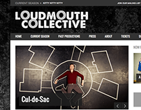 Loudmouth Collective Website