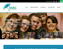Special Needs Support Center Website