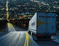Print Ad - Polaris Transportation Group.