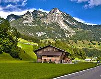 Swiss Alpine Panorams
