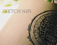 Sketch Bible. Nø1