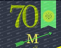 70 Dias de Martín