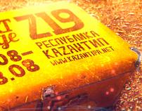 Z19: Bus tour Ekaterinburg - Kazantip Republic