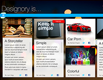 Designory is... | A Company Blog