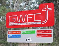 GWFC Property Signage