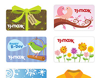 TJ Maxx and Marshalls Gift Cards