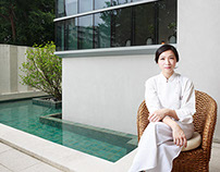 Chef Chen Lanshu for the Wall St Journal