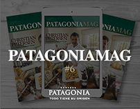 PATAGONIA MAG #6 (Cerveza Patagonia)
