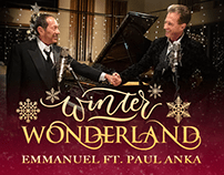 Emmanuel Ft. Paul Anka · Winter Wonderland