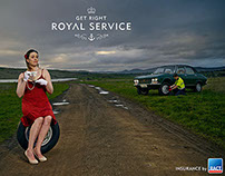 Royal Automobile Club of Tasmania TVC & Print Campaign
