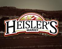 Heisler's Market Identity