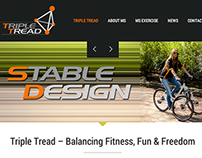 Triple Tread Website
