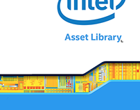 Intel Asset Library - Parallax Landing Page