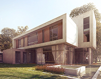Villa Darya  by afkar