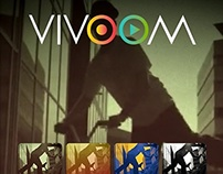 Vivoom/ Vimeo - video effects