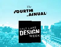 Salt Lake Design Week Motion