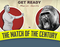 Match of the century landing page