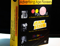 Design Pioneers DVD Package