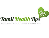 Tamil health tips logo 1
