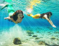 Indonesian Mermaids