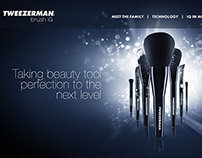 Tweezerman Brush iQ