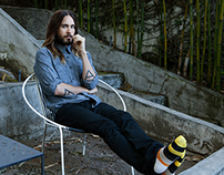 Jared Leto for Quality