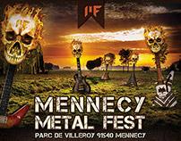 Mennecy Metal Fest 2014 Proposition