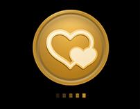 Carte d'Or Romantik Anlar Mobile Application