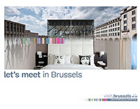 "visit.brussels ""let's meet in brussels 2015"" tablet app"