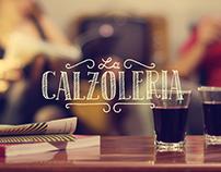 La Calzoleria – Chalkboard