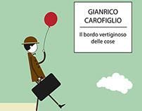 """Cover book """"Il bordo vertiginoso delle cose"""""""