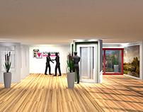 REHAU   Customer Showroom III