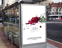 L'AMORE NON SI IMPONE-Social campaign against the probl